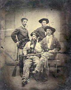 William F. Cody ~ Buffalo Bill Wild West Show