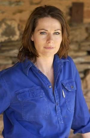 McLeod's Daughters - Lisa Chappell as Claire McLeod