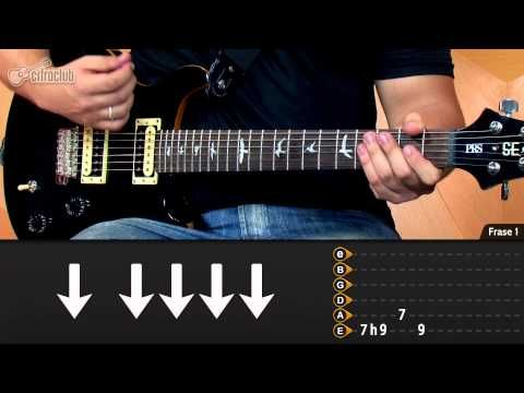 (I Can't Get No) Satisfaction - The Rolling Stones (aula de guitarra) - YouTube