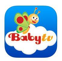 aplicaciones de televisión infantil - baby tv
