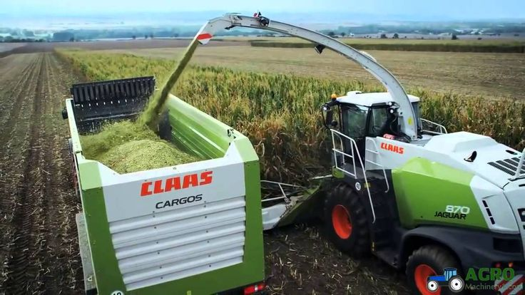NEW CLAAS JAGUAR 2014 http://www.agromachinery1.com/video_listing/new-claas-jaguar-2014/