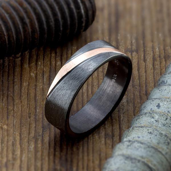 Men S Simple Band Ring Men S Silver Band Ring Custom Etsy Silver Mens Band Sterling Silver Wedding Band Silver Band Ring