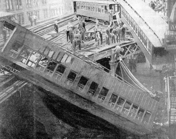 Throughout the last century, New York City has seen its fair share of disasters. From acts of terrorism to mother nature's wrath, the city that never sleeps also never gave up and continued to bounce back stronger than ever. Check out a list of some of the worst and most famous incidents the city has faced and how it fared ... In what has been described as the worst subway crash in New York history, on September 11, 1905, an above ground 9th avenue train accidentally went too fast along a…