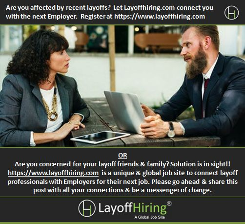 14 best LayoffHiring images on Pinterest Notice period - layoff notice template