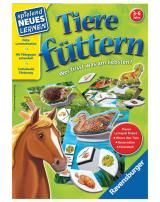 Natur-Lernspiel: Tiere füttern