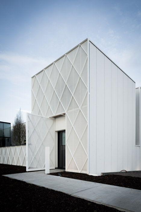 113 best images about modern commercial buildings on. Black Bedroom Furniture Sets. Home Design Ideas