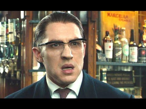 LEGEND Red Band Movie Clip - You're F#cking Nuts (2015) Tom Hardy