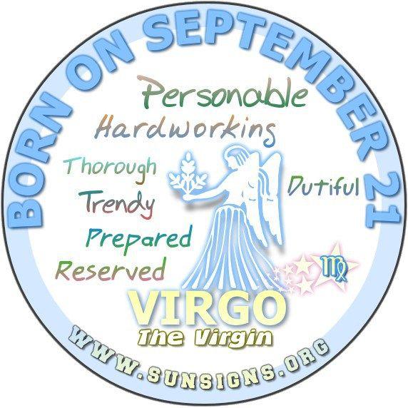 September 21 Birthday