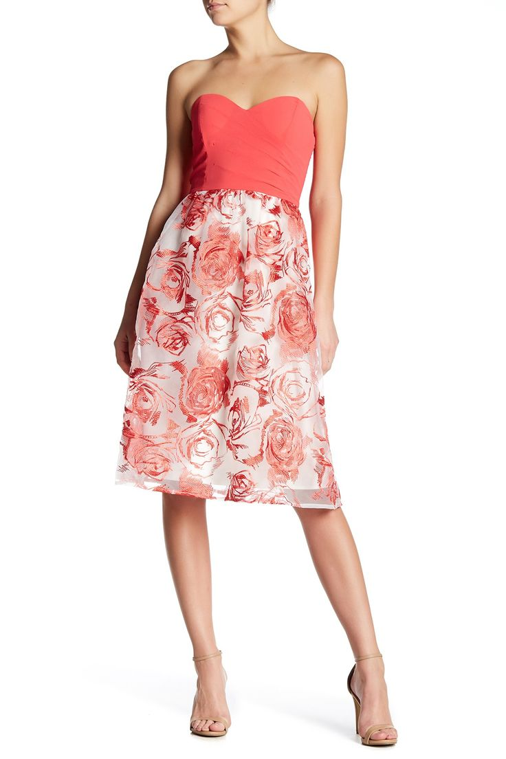 Connie Bandeau Dress by London Dress Company on @nordstrom_rack