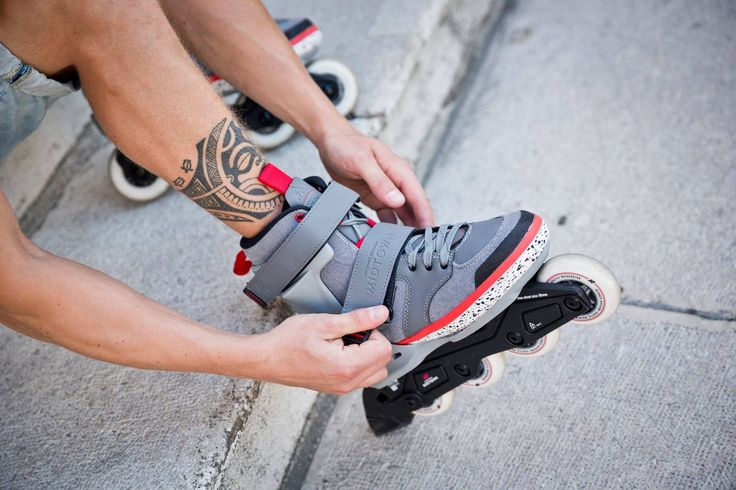 """It's been called the most """"badass"""" skate available... #k2midtown"""