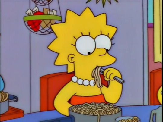 Relatable Pictures of Lisa Simpson