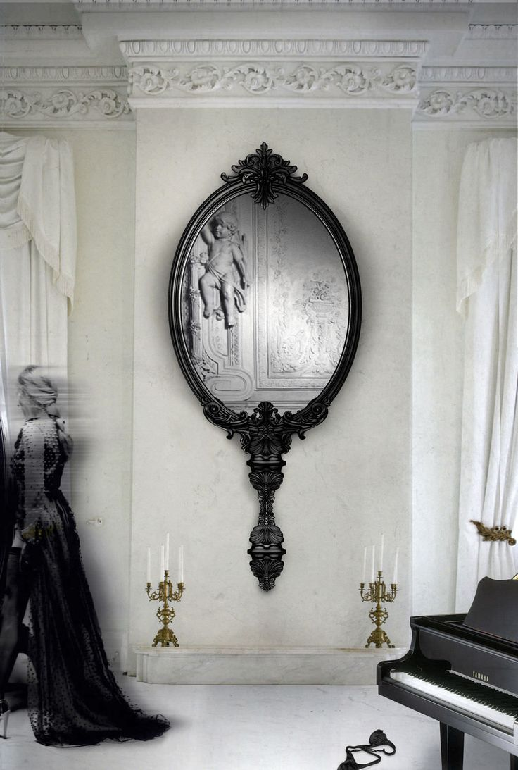 Baroque, salons and deco on pinterest