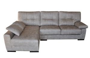 1496 sofas viscoelastica blanco muebles tienda for Muebles lopez arevalo