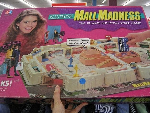 Mall Madness | 55 Toys And Games That Will Make '90s Girls Super Nostalgic @Kara Morehouse Morehouse Zielinski What's missing?