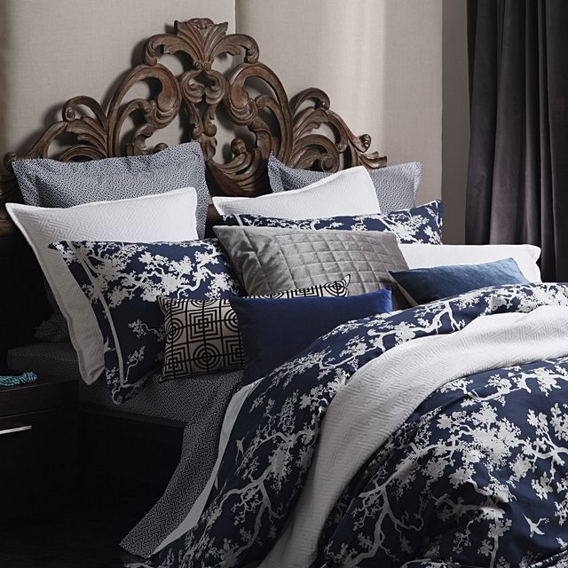 Bedroom Ideas Navy Blue Bedroom Wallpaper Australia Bedroom Blue Grey Black Bedroom Bin: 17 Best Images About Bed Linen On Pinterest