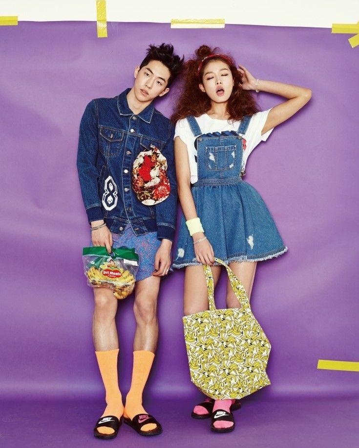 Choi Ara and Nam Joo Hyuk - Ceci Magazine February Issue '14