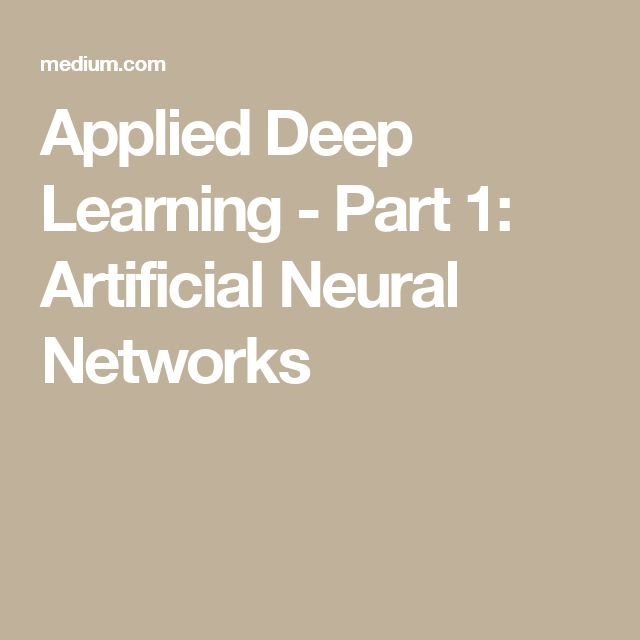 deep learning and neural networks pdf