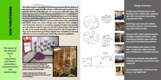Classroom Design For Living And Learning With Autism : Best sensory smart classroom setup images on pinterest