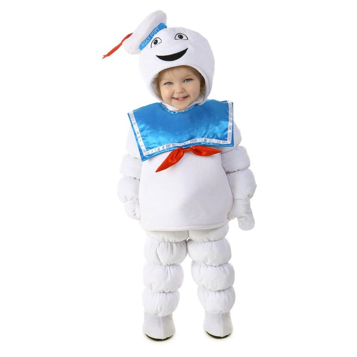 Ghostbusters Stay Puft Toddler Costume   BuyCostumes.com