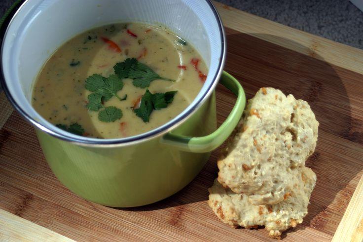 Paleo Easy Cheesy Vegetable Chowder