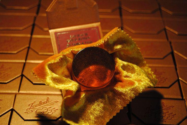 Канифоль золотая скрипичная - Laubach Gold Rosin Store
