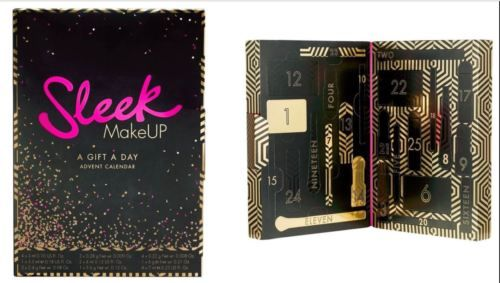 NEW-SLEEK-MAKEUP-A-GIFT-A-DAY-BEAUTY-ADVENT-CALENDAR-2017-CHRISTMAS-XMAS-SET