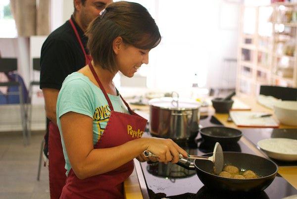 Curso intensivo de cocina para principiantes pepekitchen for Cocina para principiantes