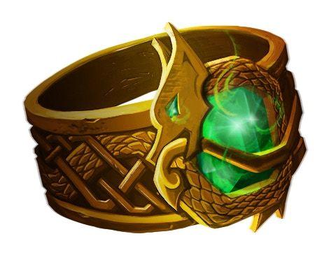Andvari S Ring Wow