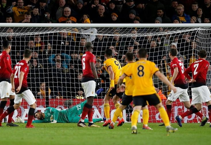 SBOBET Hasil Piala FA Wolves Gasak Man United 21