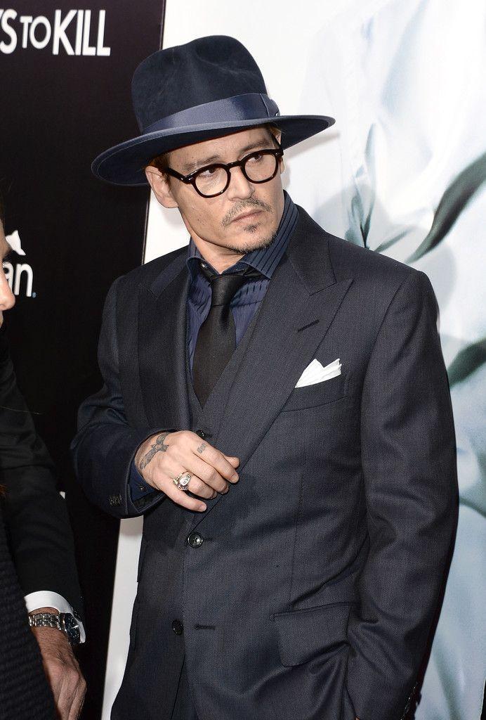 "Johnny Depp Photos: Premiere Of Relativity Media's ""3 Days To Kill"" - Arrivals"