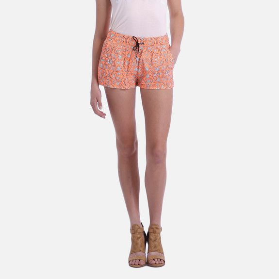 All About Eve - Neon Bliss Shorts