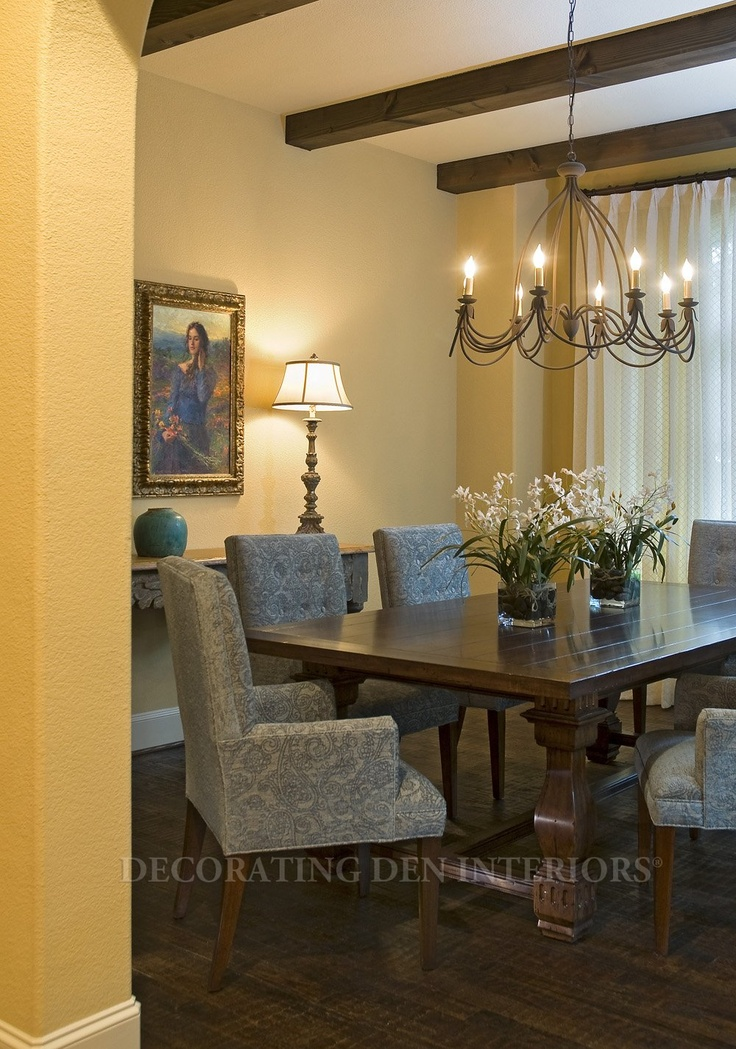 17 Best Images About Dining Room 2013 On Pinterest Window Treatments Different Shapes And