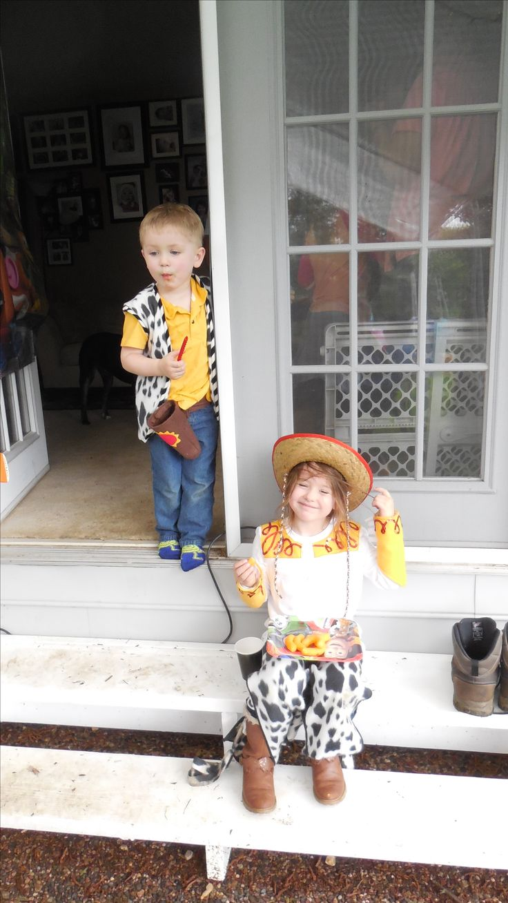 Toy Story Party costume ideas