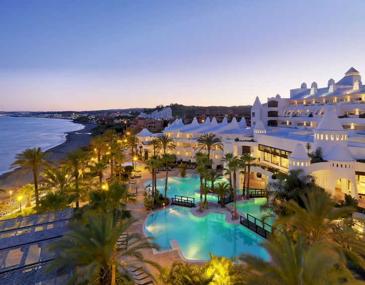 H10 Estepona Palace In Spain Is On The Beach And Convenient To Cristo
