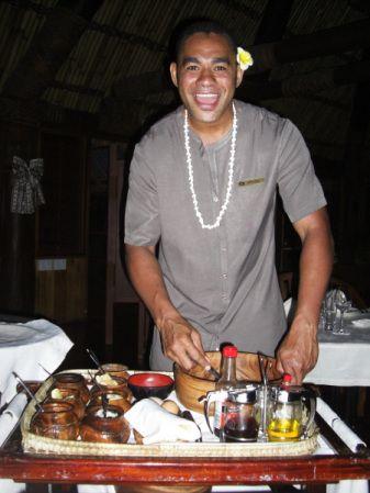Fijian recipes  All good except for the soya bean oil