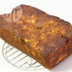Recipe Picture:Moist Banana Cake