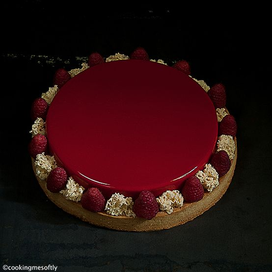 Crostata red passion 1