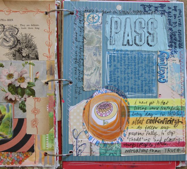 Color Journal Ideas : 101 best wreck my journal ideas images on pinterest