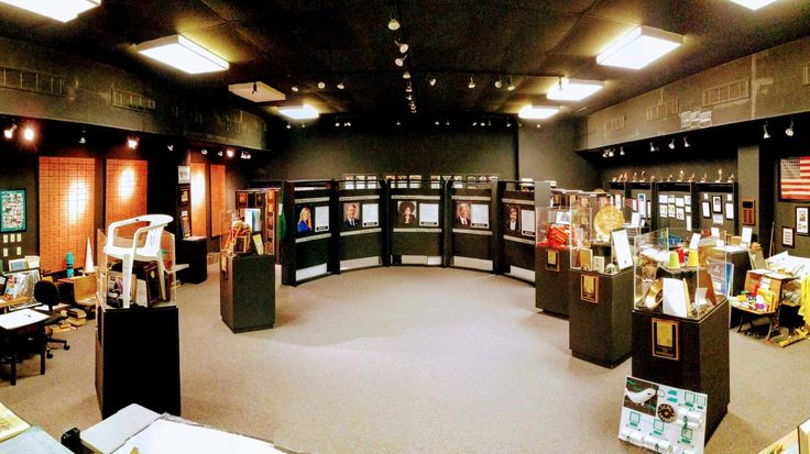 "There's a National Teachers Hall of Fame? Who Knew? // A one-of-a-kind museum that honors some of the nation's most accomplished teachers has given Emporia Kansas the title of ""Teacher Town USA."""