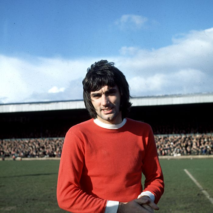 George Best, Manchester United 1970.