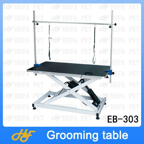cheap pet supplies pet grooming table for large dogs EB-303
