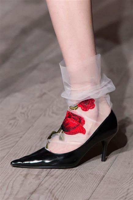 Amazing sheer fabric socks new arrival may be surprise for trendy ladies. Ankle and knee length socks are decorated with cute embroidery work. With contras or matching shoes you can enjoy soft sheer fabric socks. Feather anklet sheer socks are perfect for bridal to enjoy fall wedding day. In our collection color block, polka dot, …