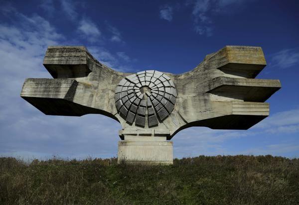 Los extraños monumentos de la antigua Yugoslavia - Yahoo Noticias en Español