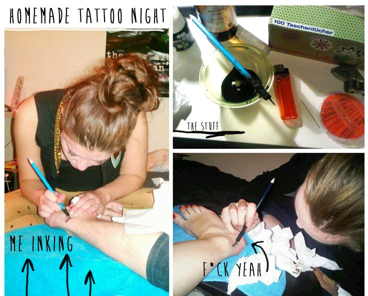 [DIY] HOMEMADE TATTOO TUTORIAL @ www.mylastissue.com  Call me crazy, call me a daredevil, call it über dangerous - but I did it. I tattooed someone and I got inked myself too. Yes, that's right. I got my very own stick and poke tattoo (not to confuse with a slice and smudge tattoo) made with my own homemade tattoo gun.   #diy #howto #doityourself #jailhouse #homemade #sticknpoke #tattoo #art