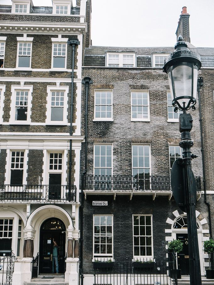 bedford square architecture, London