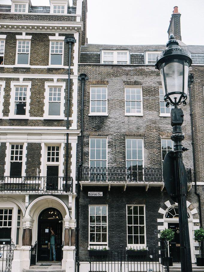 bedford square architecture, London