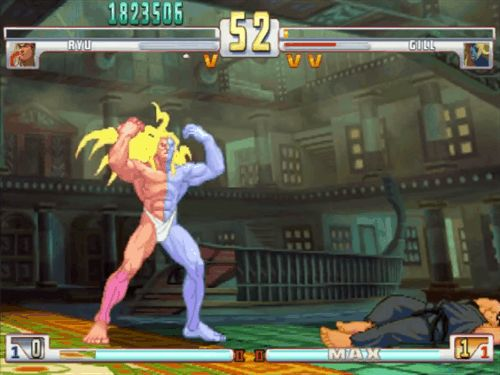 sega-neptune: Street Fighter III : 3rd Strike