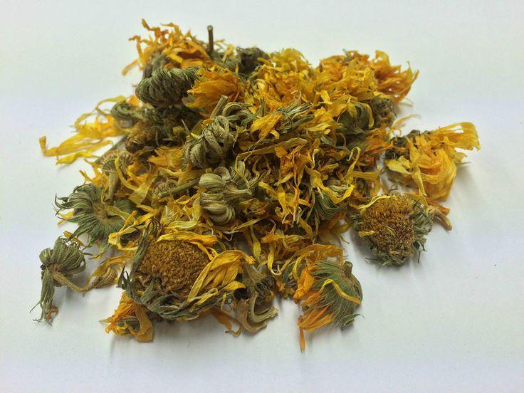 2 tsp Marigold (Calendula) Flowers Dried