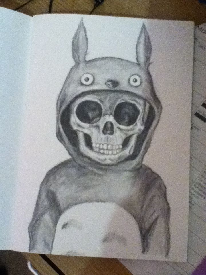 15 best images about Creepy drawings on Pinterest | Gothic ...
