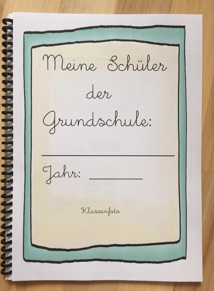 Freundebuch Fur Lehrer Meine Schuler Erinnerungsbuch
